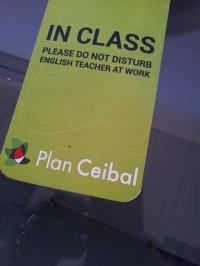 nie przeszkadzaj nauczycielowi j. angielskiego