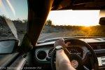 za kierownicą samochodu