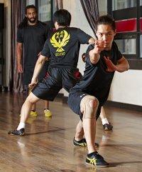 trening kung fu